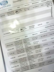 sapphire hd7970 spec sheet