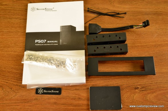 silverstone ps07 review 7
