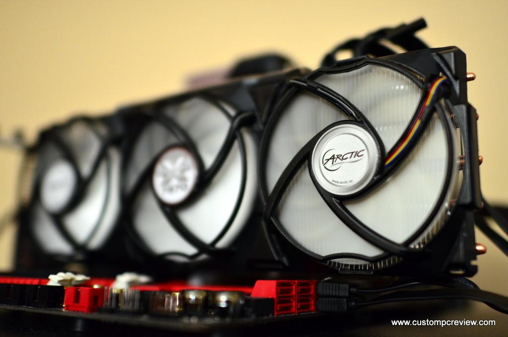 ARCTIC Accelero Xtreme 7970 GPU Cooler Review | Custom PC Review