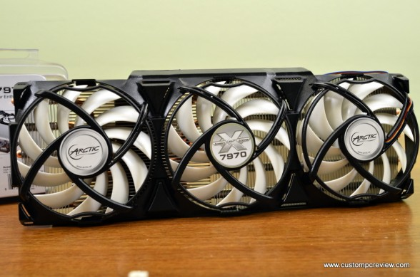 arctic cooling accelero xtreme 7970 unboxing 1