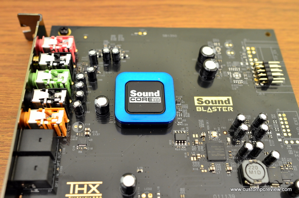 DRIVERS FOR CREATIVE SOUND BLASTER RECON3D PCIE