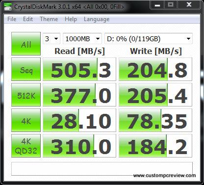 crucial m4 128gb crystal disk mark 0 fill