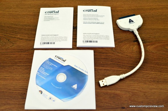 crucial m4 128gb review
