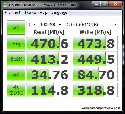 kingston v+200 ssd crystal disk mark 0fill