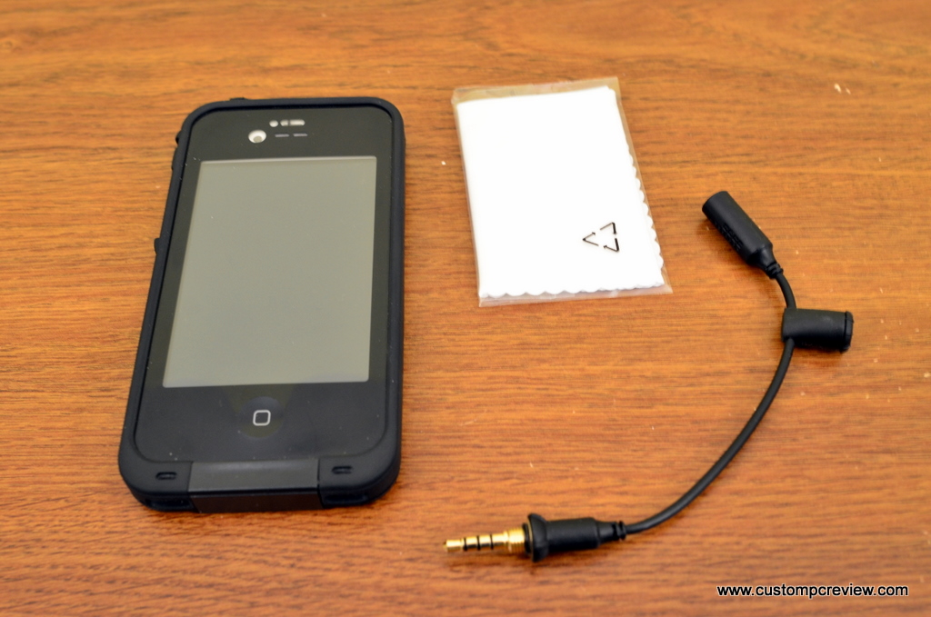 Lifeproof Iphone Case Review Iphone 4 4s Custom Pc Review