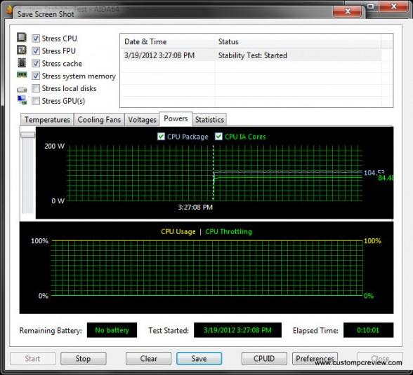 asrock x79 aida64 stability power
