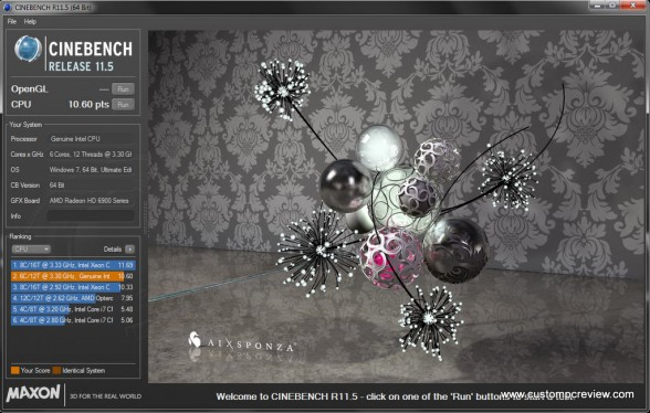 asrock x79 cinebench