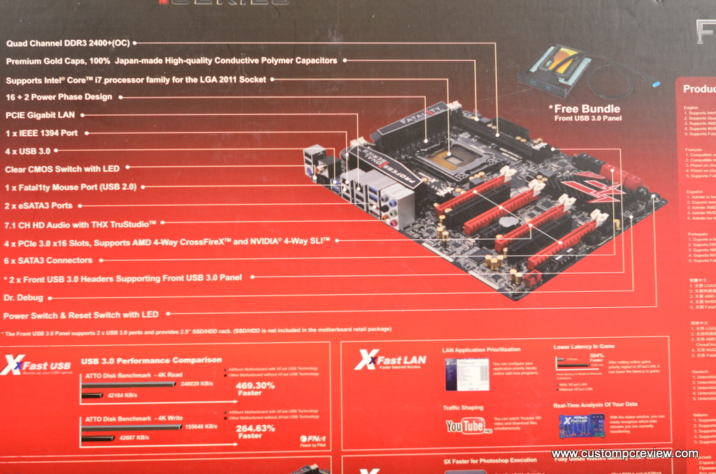 Asrock Fatal1ty X79 Professional THX TruStudio Drivers Download