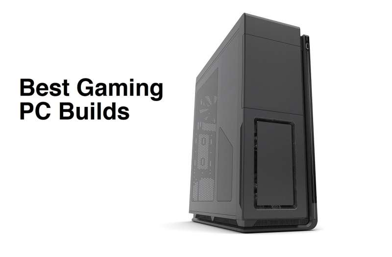 best gaming pc builds custom pc review