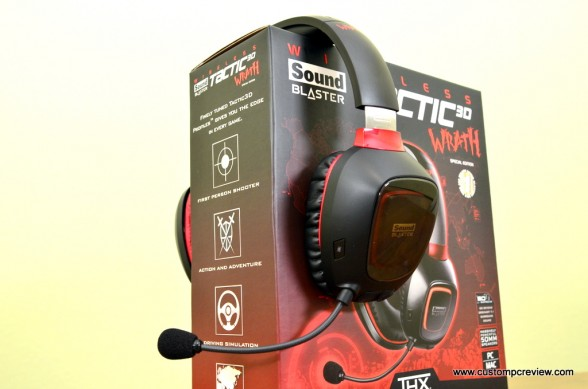 Creative Sound Blaster Tactic 3D Wrath