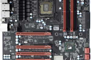 EVGA Unnamed 7 Series Motherboard