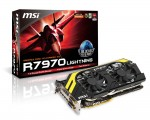msi r7970 lightning graphics card 1