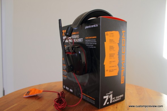 plantronics gamecom 780 review