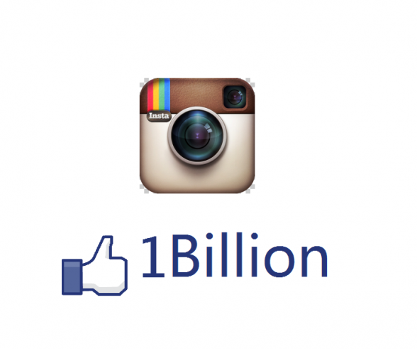 m a facebook acquires instagram A picture's worth much more than a thousand words to facebook last april -- a year ago today, in fact -- the social media giant agreed to buy the quickly growing photo-sharing social network instagram for a cool $1 billion (the final price, a mixture of cash and stock, was $715 million because fa.