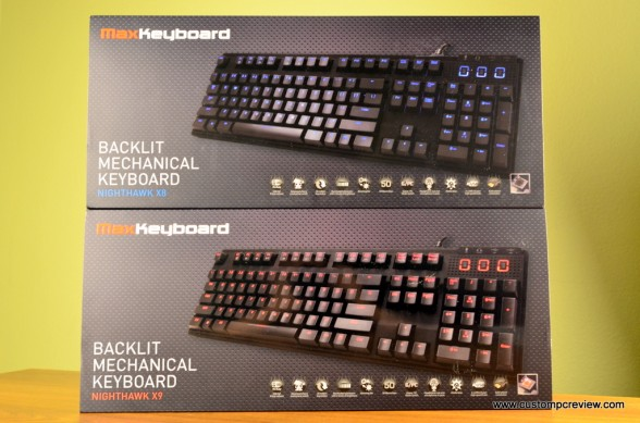 max keyboard nighthawk x8 x9 review 018