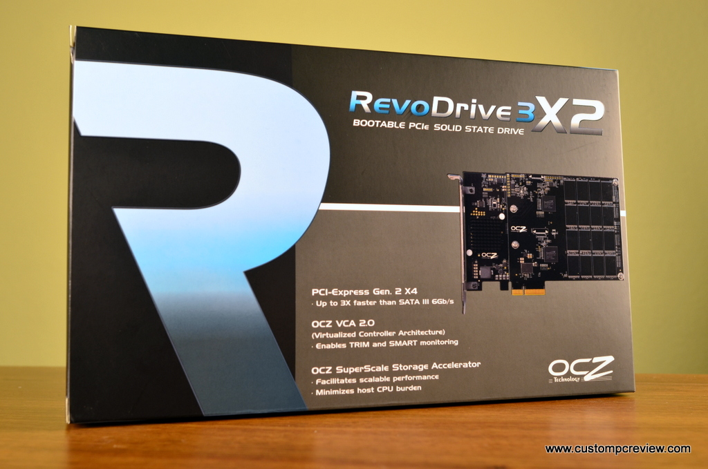 OCZ RevoDrive 3 X2 240GB PCIe SSD Review