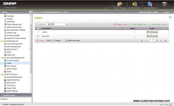 qnap ts 419p ii software 002