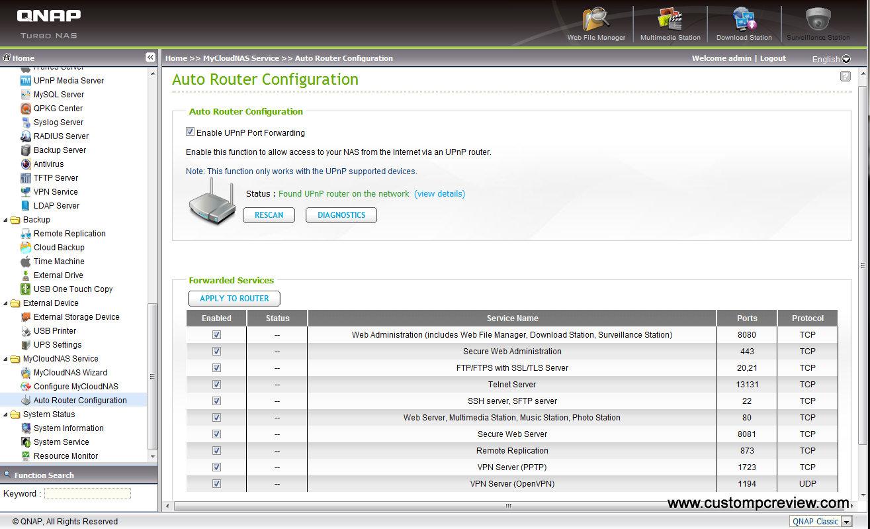QNAP TS-419P II 4-Bay NAS Review | Custom PC Review