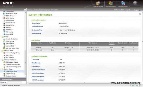 qnap ts 419p ii software 006