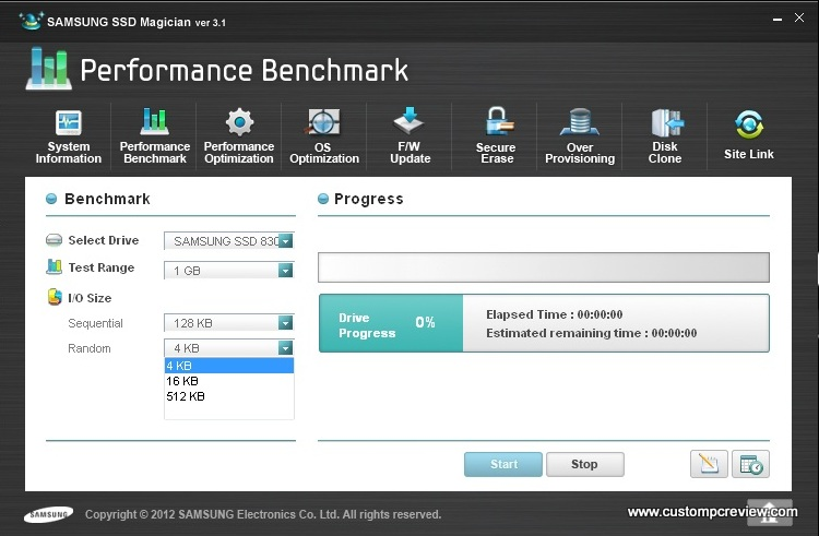 Samsung 830 128GB SSD Review   Custom PC Review
