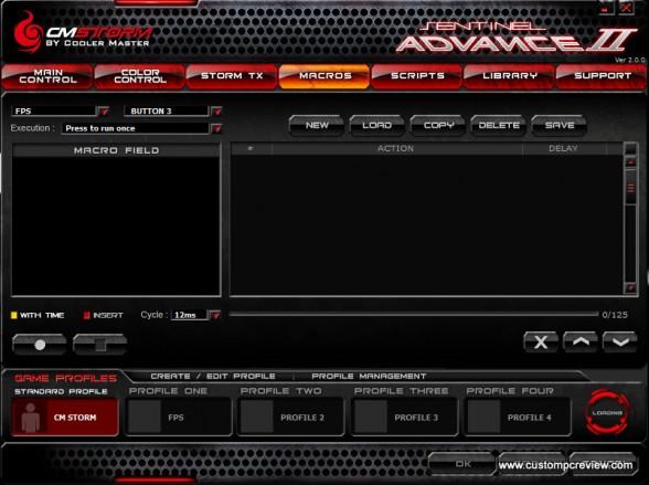 cm storm sentinel advance ii software 003