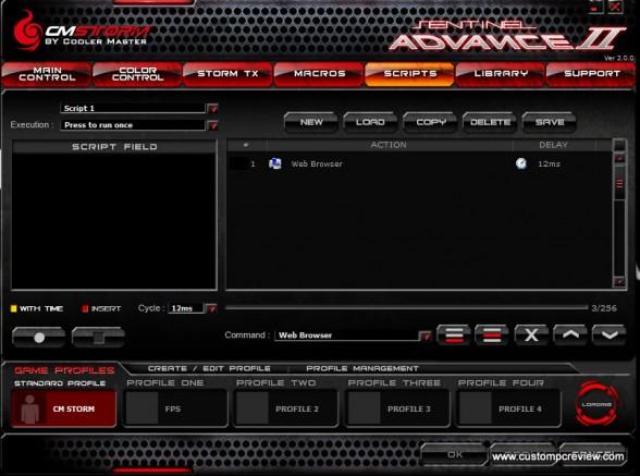 cm storm sentinel advance ii software 004