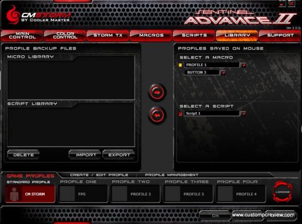 cm storm sentinel advance ii software 005
