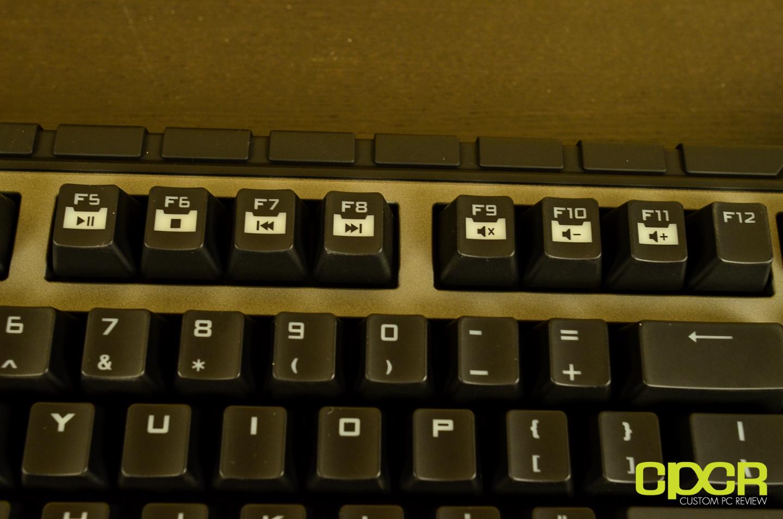 Cooler Master CM Storm Trigger Mechanical Gaming Keyboard