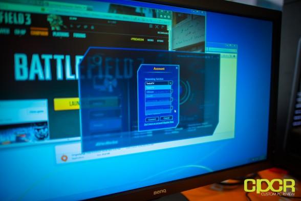 AverMedia Live Gamer HD @ GESL 2012