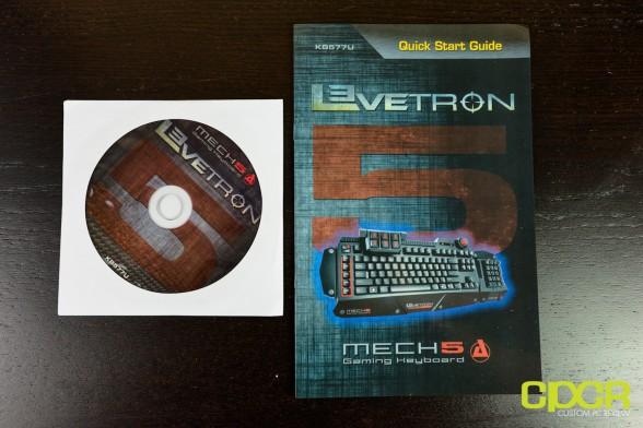 custom pc review azio levetron mech5 review 1