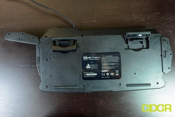custom pc review azio levetron mech5 review 13