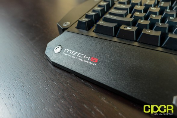 custom pc review azio levetron mech5 review 18