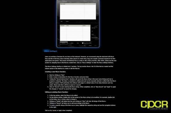 custom pc review azio levetron mech5 review 24