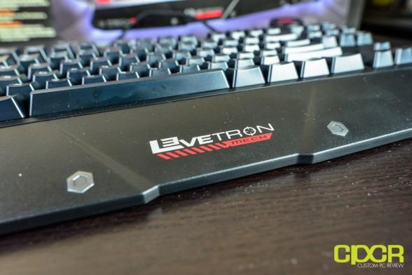 custom pc review azio levetron mech5 review 9
