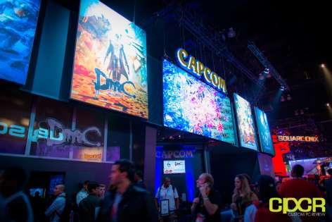 Capcom E3 2012 Custom Pc Review