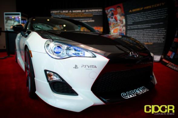 Capcom Custom Scion FR-S