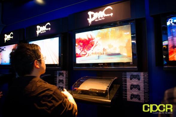 custom pc review e3 2012 capcom 5