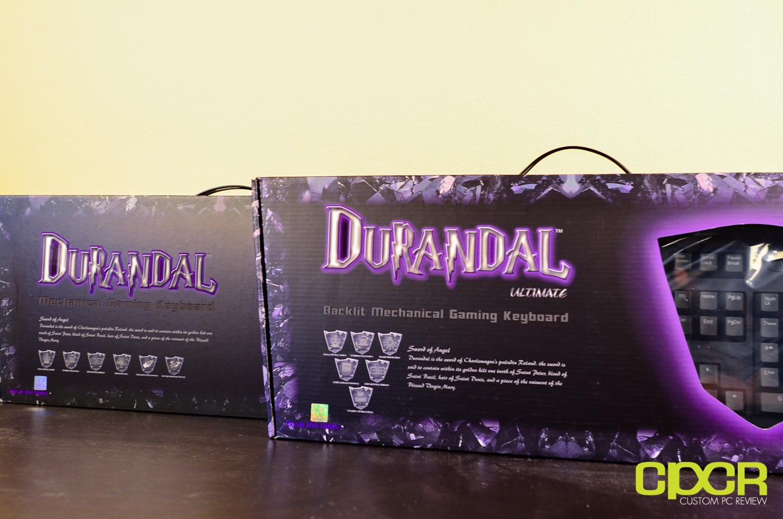 ea6a6bb4c4c Max Keyboard (Tesoro) Durandal G1N & G1NL Review   Custom PC Review