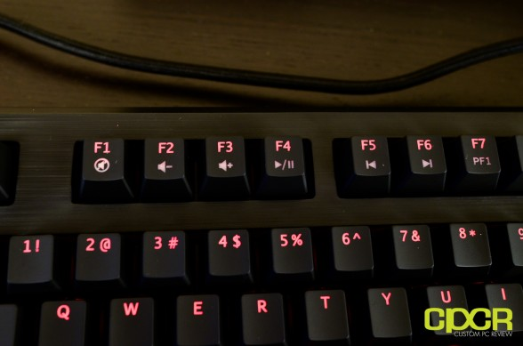 custom pc review max keyboard durandal mechanical gaming keyboard review 11