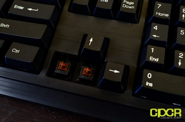 custom pc review max keyboard durandal mechanical gaming keyboard review 6