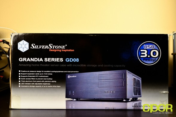 custom pc review silverstone gd08 review 1