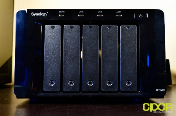 custom pc review synology diskstation ds1512 plus review 1