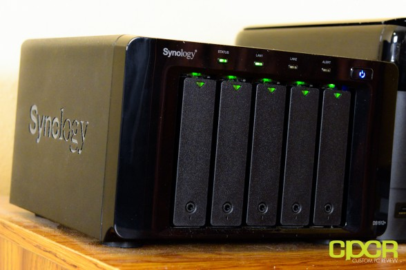 custom pc review synology diskstation ds1512 plus review 10