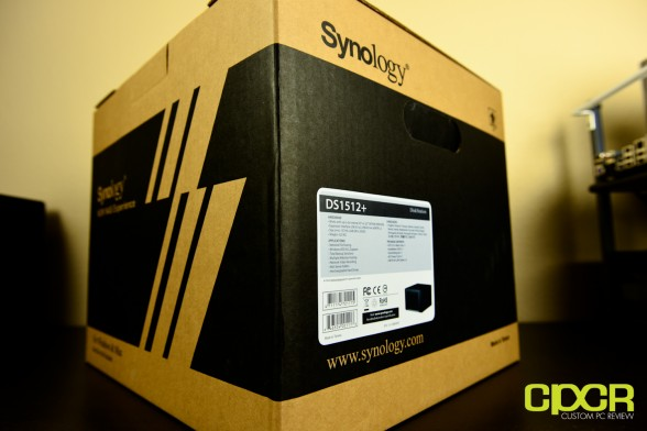 custom pc review synology diskstation ds1512 plus review 12