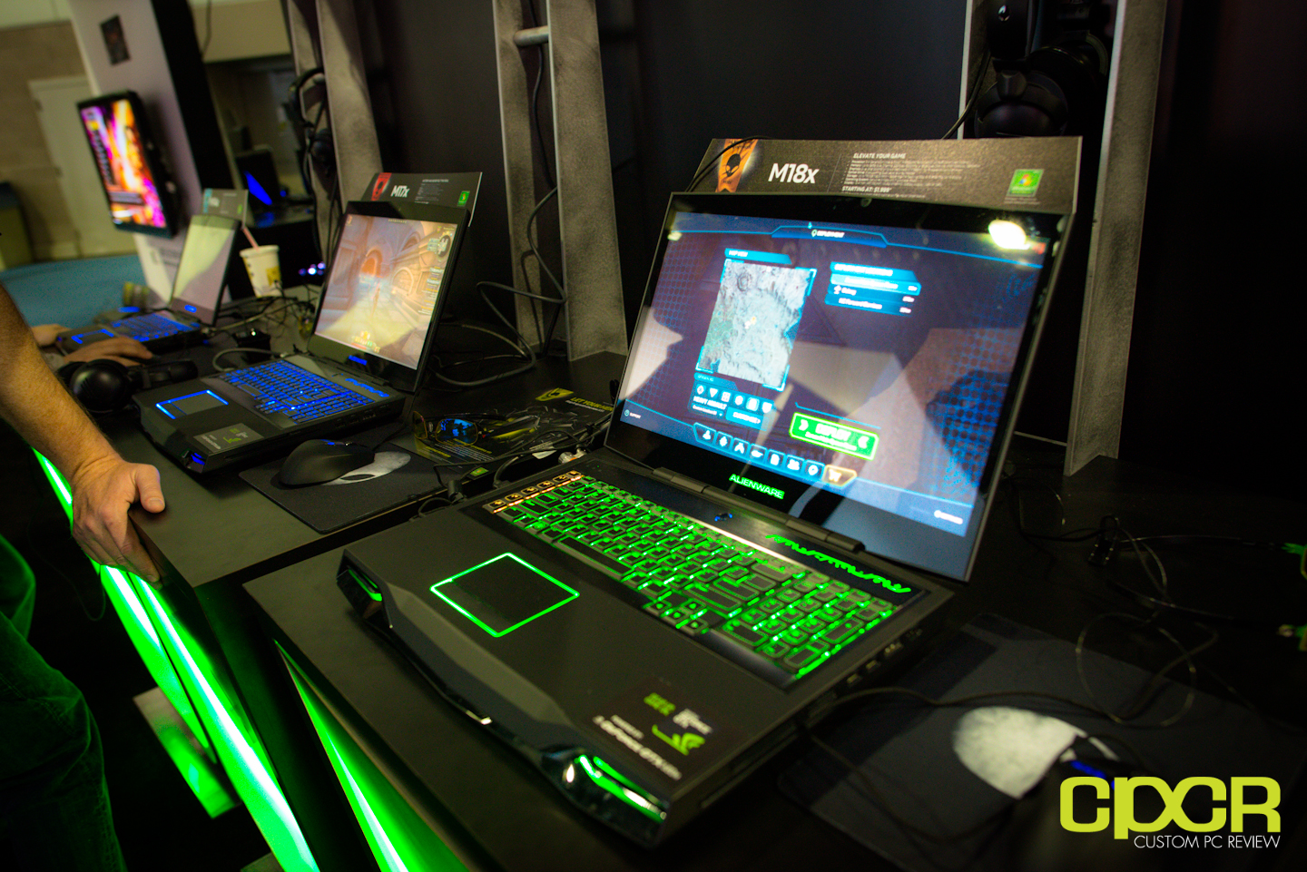 Alienware E3 2012 Custom Pc Review