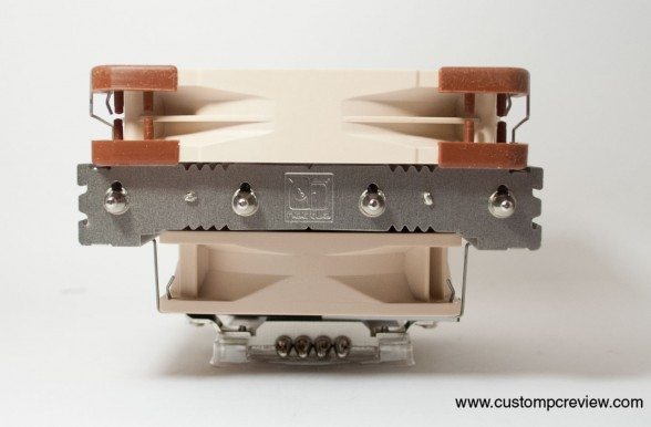 Noctua NH-L12 Front View