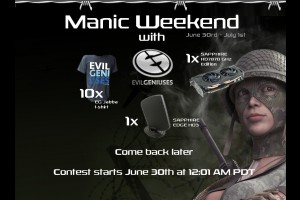 sapphire-manic-weekend-giveaway