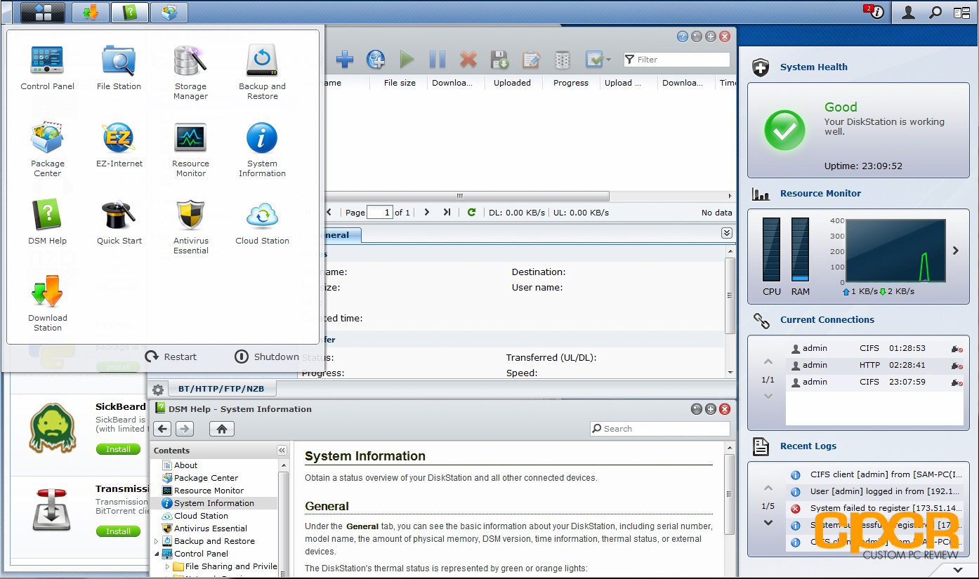 Synology server software / Sumrando setup exe