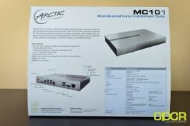 arctic mc101 custom pc review 2