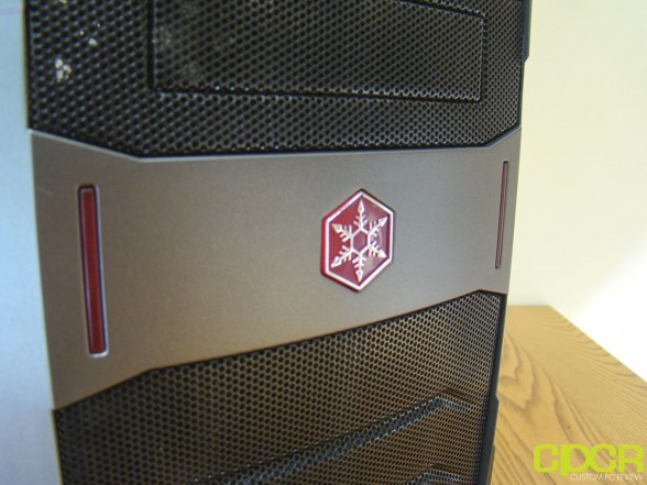 case front logo